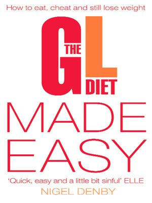 cover image of The GL Diet Made Easy